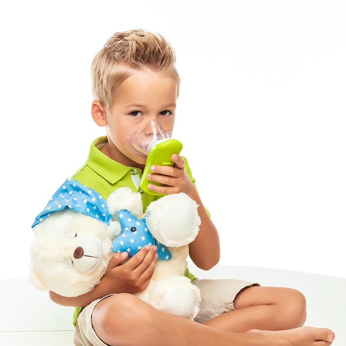 Inhalaator- tõhus abivahend hingamisteede haiguste raviks