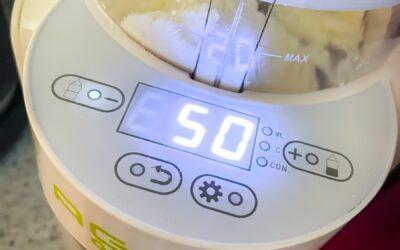 Häppi Shaker piimamasina veemahu kalibreerimine